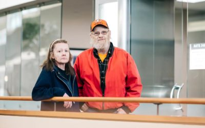Couple Receives Lifesaving Help After a Lifesaving Medical Intervention